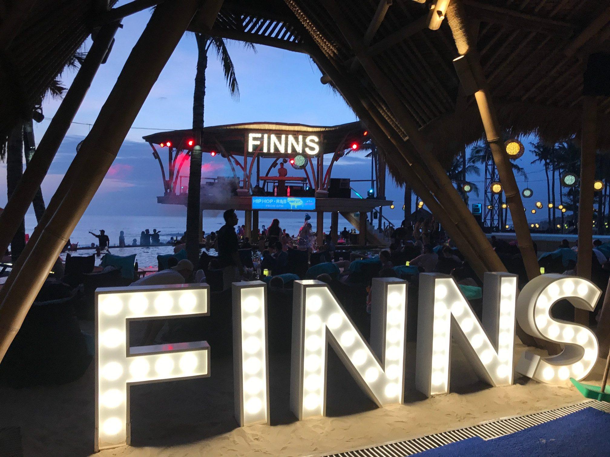 デートにぴったりバリ島で今話題のビーチクラブ FINNS BEACH CLUB6
