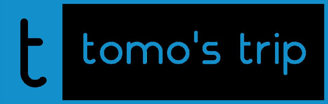 TOMO'S TRIP ロゴ