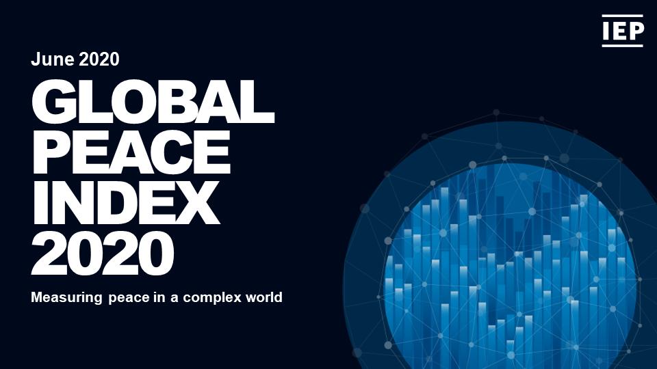 2020年世界平和度指数