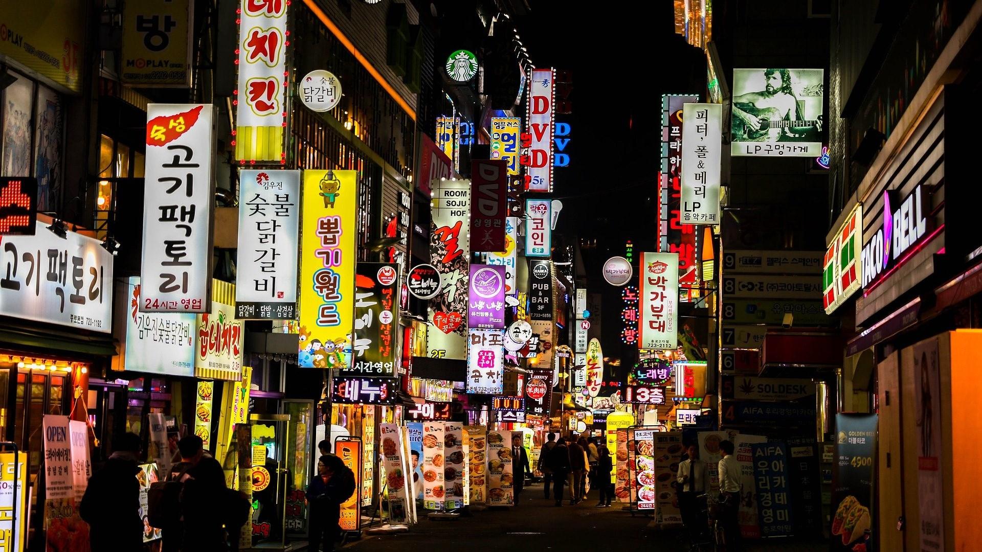韓国_初めての海外旅行におすすめの国