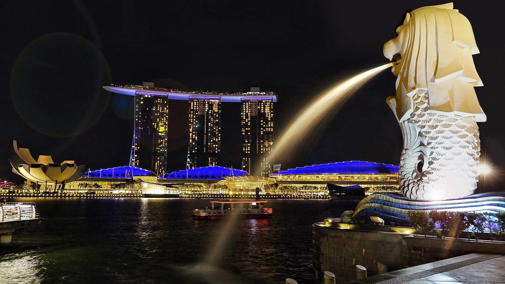 シンガポール_初めての海外旅行におすすめの国